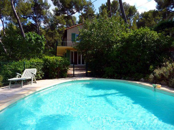 Maison de vacances avec piscine priv e en provence for Location vacances aix en provence avec piscine